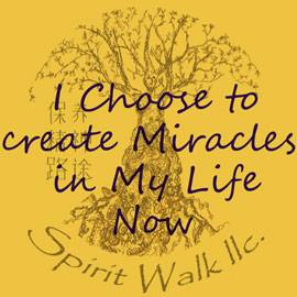 miracles affirmation